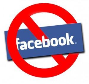 """رسميا سيتم حجب """"الفايسبوك"""" خلال بكالوريا 2018 facebook_banned.jpg"""